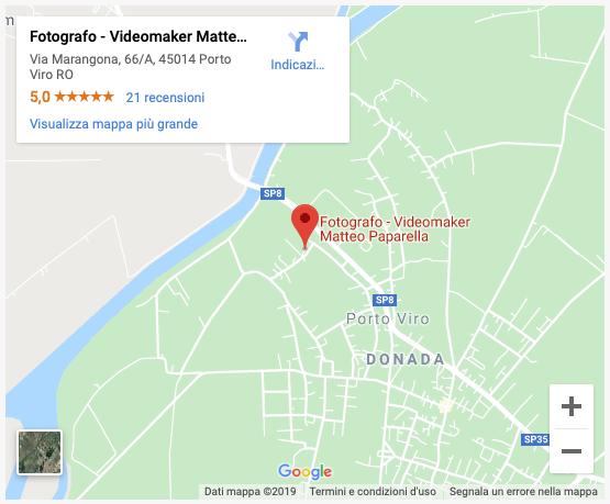 Indirizzo Mappa